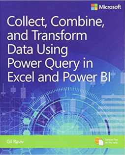 Power bi excel book