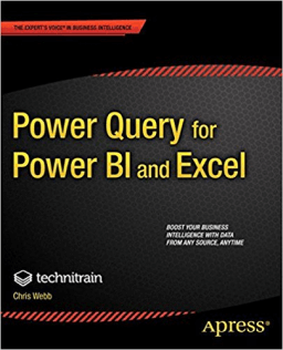 Powerquery for powerbi and excel